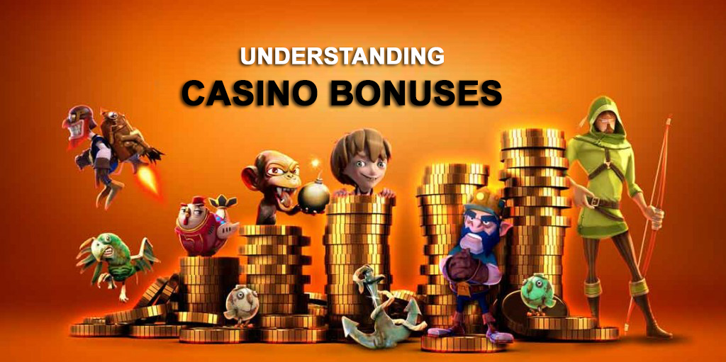 Casino Bonuses Best For A Tsunami Of Wins On Online Casino